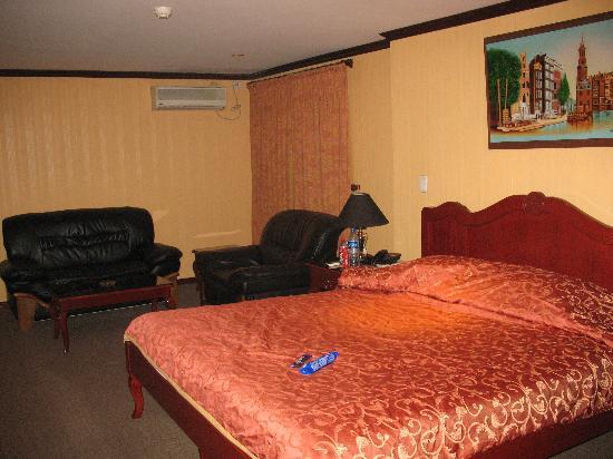 Hotel Royal Amsterdam: Room