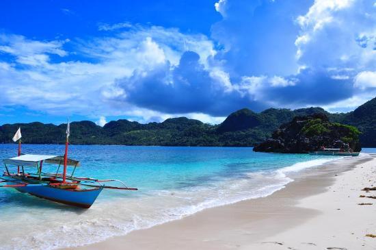 Caramoan, ฟิลิปปินส์: Matukad Island