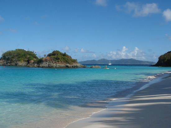 House of Open Arms: Trunk Bay