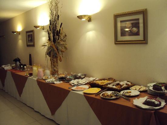 Gran Hotel Guarani: 29--Corrientes-Hotel Guaraní: Desayuno