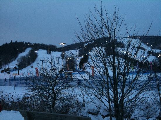 Gite et Centre de Sante des Loups: Station de ski Stoneham