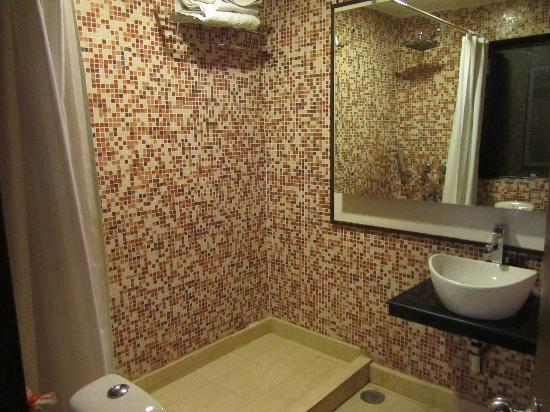 Hotel BB Palace: baño