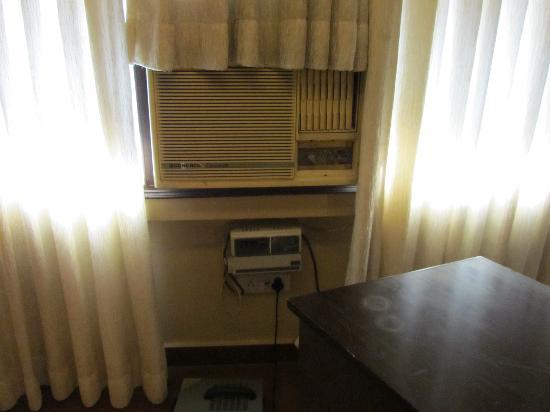 Hotel BB Palace: sistema de ventilación desastroso