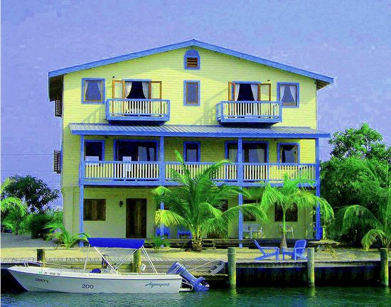 Dockside Decked Out House