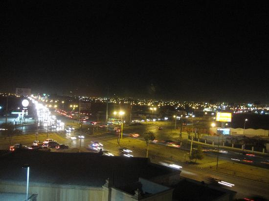 Quality Inn Ciudad Juarez: Sirens every night