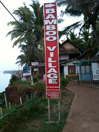 Bamboo Village: the only place to stay!!
