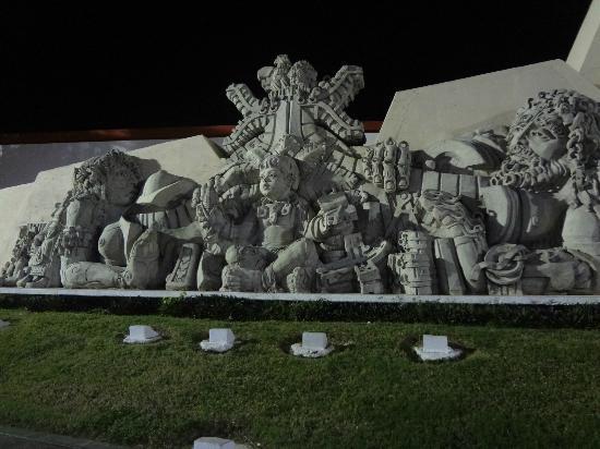 Museo de la Cultura Maya: Museo de Cultura Maya, Chetumal