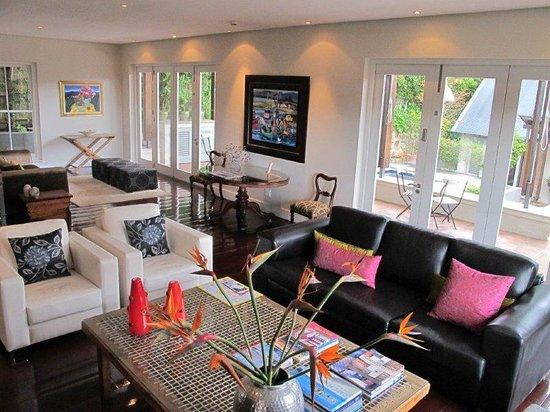 فور روزميد: Lounge Area