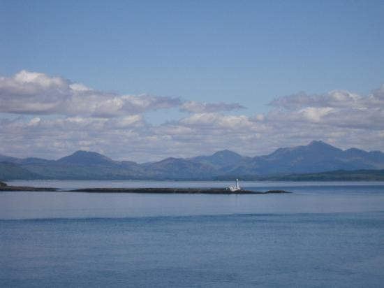 Isla de Mull, UK: View from the ramparts