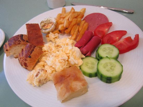 Sarnic Premier Hotel: Breakfast