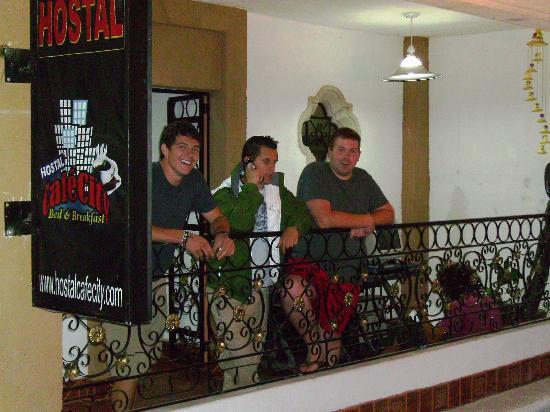 Hotel Casa Santorini: balcony