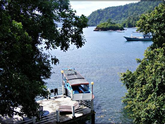 DABIRAHE Dive, Spa and Leisure Resort (Lembeh): Hmmmm