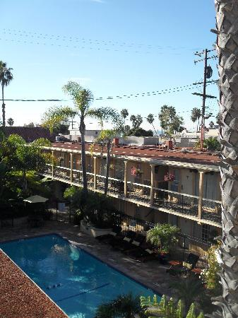 Holiday Inn Laguna Beach: Pool