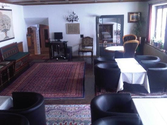 Hotel Baeren: lobby