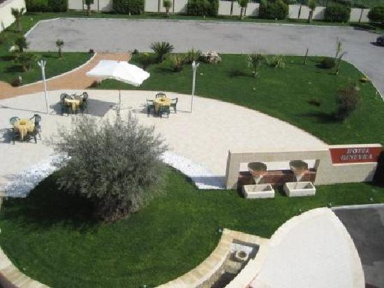 Hotel Ginevra: Il nostro giardino