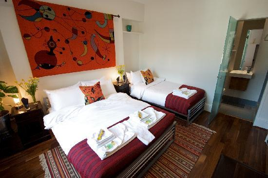 The Griffin Guest House: Room 5