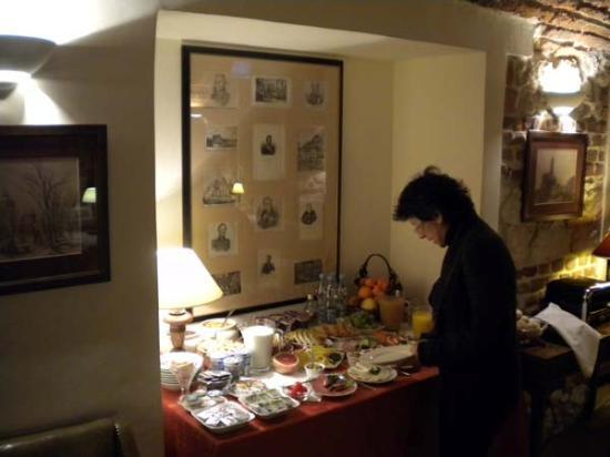 Hotel Pugetow: colazione 1
