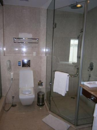Best Western Skycity Hotel: toilet & bath