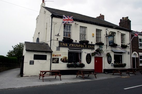 Runcorn, UK: the Prospect Inn
