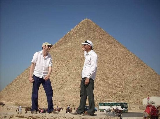 Egypt Tours by Abdo El-Lahamy Private Tour Guide