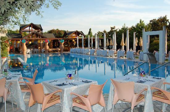 Hotel Terme Orvieto: Prima del party