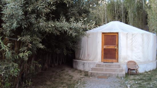 Ladakh Sarai: The Rooms (Mangolian Tent)