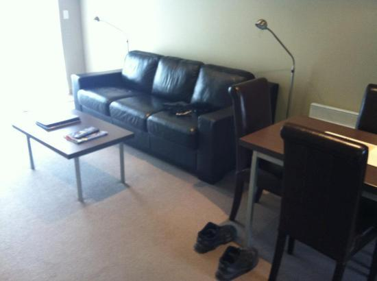 Airport Christchurch Luxury Motel & Apartments: Lounge
