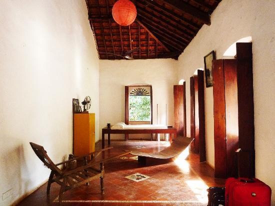Chorao, Índia: room