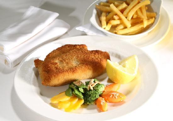 Restaurant Orangerie : Cordon-Bleu