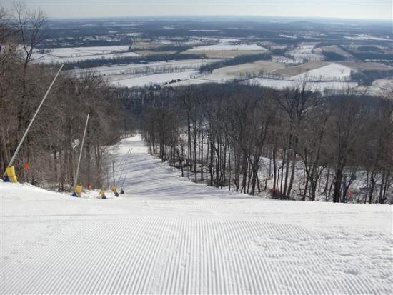 Liberty Mountain Resort: a nice day