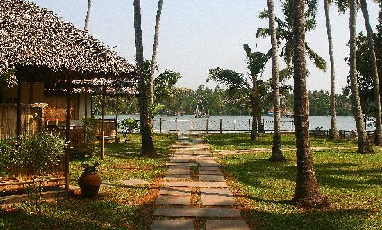 Les 3 Elephants Cherai Beach : Les 3 Elephants Boutique eco resort