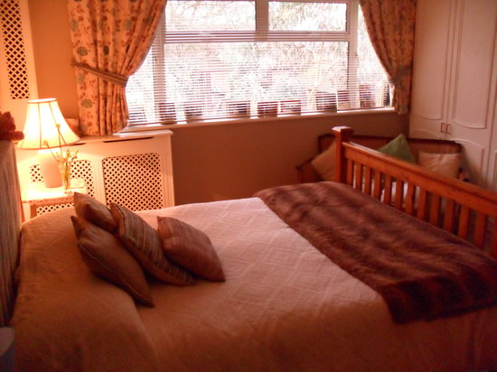 Bed & Breakfast at Shaw Lodge: Comfort & Joy