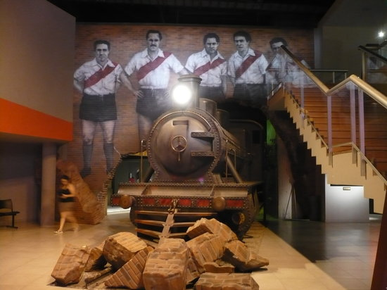‪Museo River Plate‬
