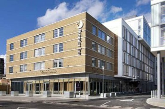 Premier Inn London Greenwich Hotel: Premier Inn Greenwich