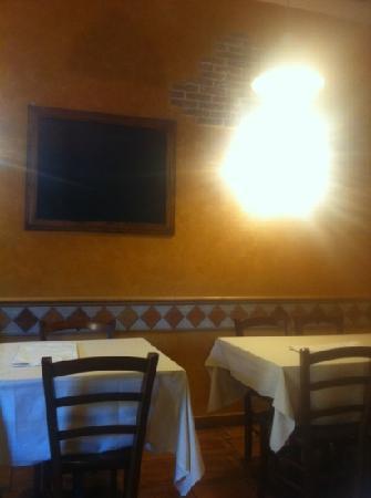 Ristorante Pizzeria Candido: sala principale