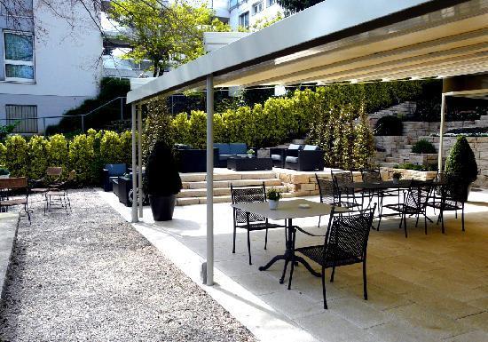 Restaurant Orangerie: Pergola