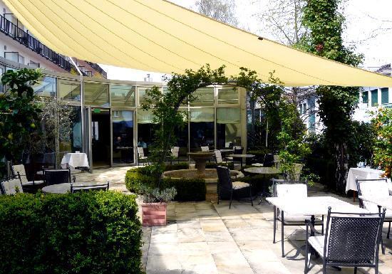 Restaurant Orangerie : Gartenrestaurant   garden restaurant