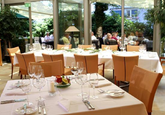 Restaurant Orangerie : Salon