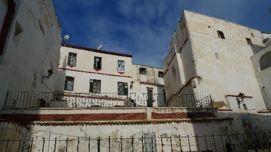 Casbah d'Alger : La casbah
