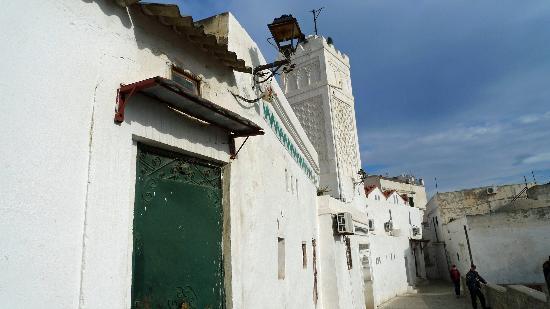 Algier Kasbah: La casbah