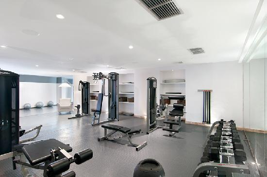 Krystal Grand Punta Cancun: The Gym