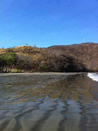 Hotel El Velero: Playa Hermosa