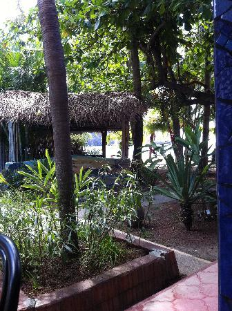 Hotel El Velero: The grounds