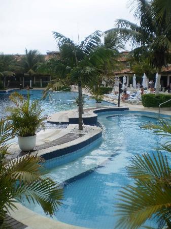 Atlantico Buzios Hotel: la pile del hotel,espectacular