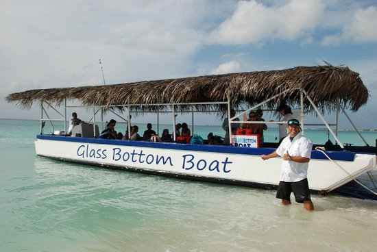 Cayman Glass Bottom Boat