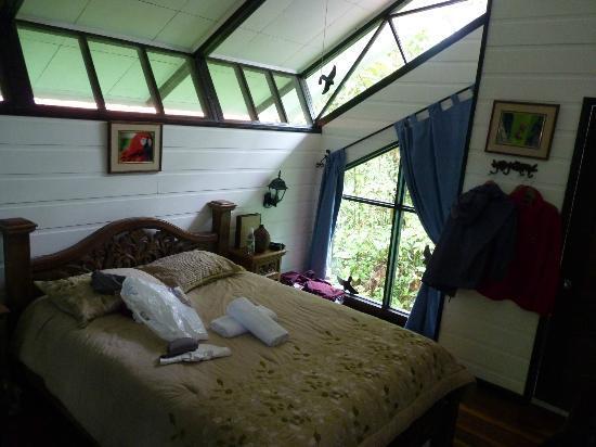 Rainforest Adventure Lodge: Bedroom