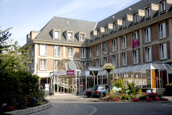 Photo of Hotel Restaurant Mercure Abbeville Hotel De France
