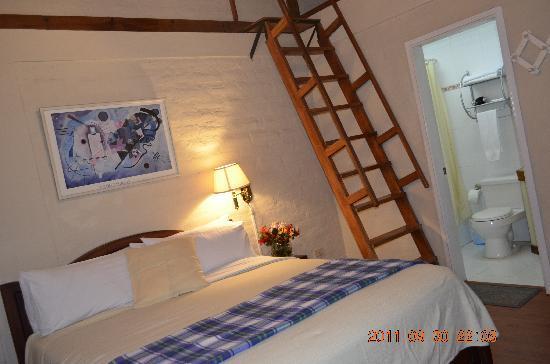 Volcano Hotel: Dormitorio matrimonial