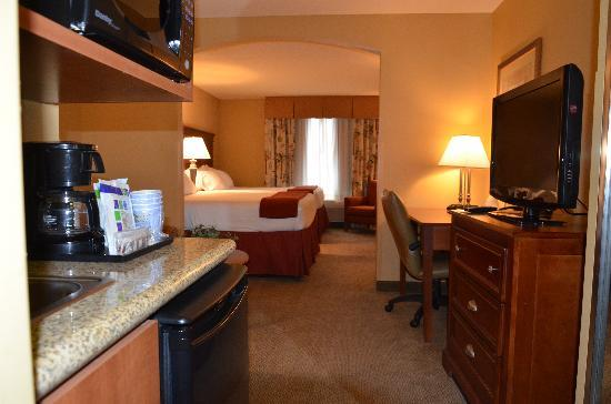 Holiday Inn Express Bloomington: Holiday Inn Express Guest Room