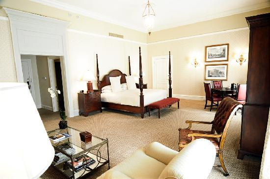 The Capital Hotel : Southern Comfortable